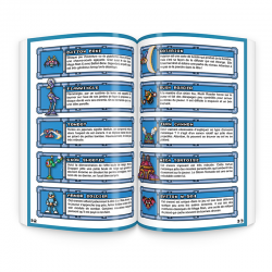Guide Complet Mega Man X bestiaire