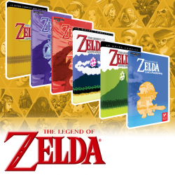 Zelda Collection Pack Promo